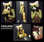 Fallon Partial by pandapoots