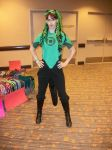 AF '11 - Female Green Lantern by TexConChaser