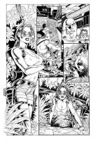 Lara Croft page 2 by Tarzman