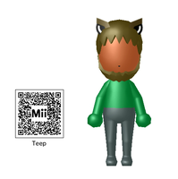 Yogscast Mii - Teep by FabledHeights