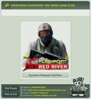 Operation Flashpoint: Red River Icon by CODEONETEAM