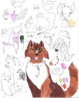 Doodle page by XxMekaxX
