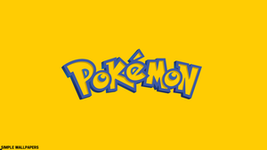 Pokemon Logo Wallpaper by SimpleWallpapers
