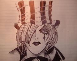 Mad as a hatter. by passionisaplagiarism