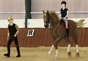 OHSWU2011 Dressage 2nd Pt2 by oakhollowd