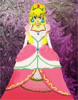 Royal-Princess-Peach-edit by skankpeach10