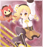 Mami and Charlotte by 8lurr