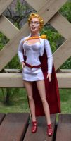 Power Girl Marilyn Monroe by mousedroid-hoojib