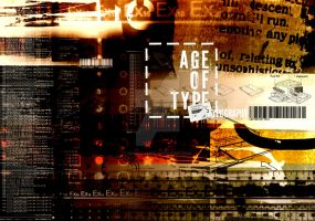 Age of type by designcartel