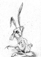 Rabbit Abomination by mattmit