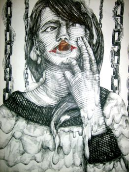 AP Art - Starvation by lunescence