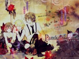 Pandora Hearts - Together by RyokoChou