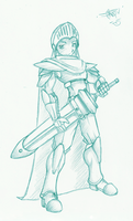 Knight class by Spade03
