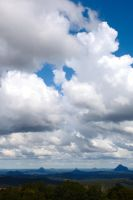 Clouds over the Glasshouses 2 by wildplaces