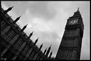 Big Ben by vinc-photography
