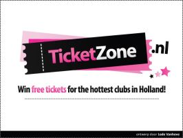 TicketZone.nl by bitcrumb