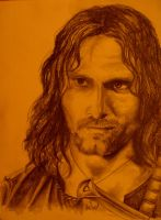 Aragorn by ThePoisonApples