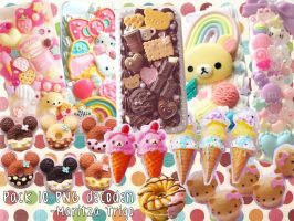 Decoden Pack 10 PNG by MaritzaTrigo