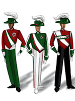 Santa Clara Vanguard Designs by 290Pika