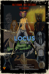 Locus Grindhouse Movie Poster by Adam-Black