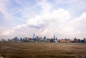 This is Manhattan by Rikitza