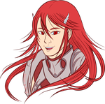 Cordelia sketch by SailingBreezes