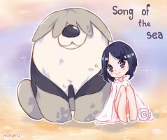 FA - song of the sea by Minaru-Art