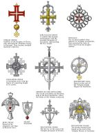 Templar Jewellery Designs sheet 2 by dashinvaine