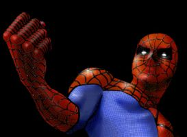 Spiderman wants your BLOOD by thecarlosmal
