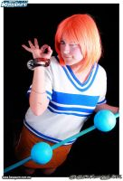Nami - Baggy Version 01 by FanychanCosplay