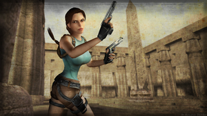 Tomb Raider: Anniversary - Egypt by Roli29
