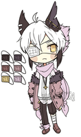 eyepatch adopt (set price) CLOSED by remiita