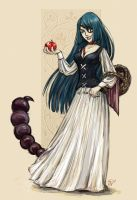 TTGL - want some apple... by MadH