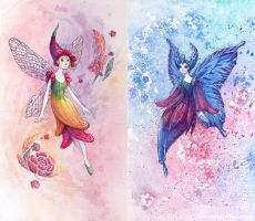 Fairies by Sia-chan
