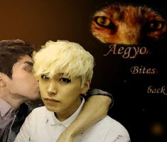 Aegyo Bites Back ~ Cover Pic by Japaneko
