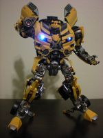 leader class bumblebee by future-trunks