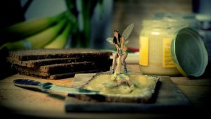 Fairies VI - Honey by acrid-placidity