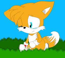 Baby Tails by CariNaviTheDog-Wolf
