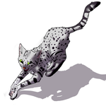Egyptian Mau by Snowstorm-cat