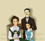 Family Portrait by nessaaa95