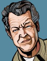Walter Bishop by tvfunnyman