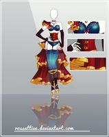 Adoptable Outfit Auction: My little secret [close] by rossattiee