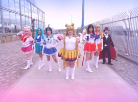 Sailor Moon - In the name of the Moon by CherryMemories