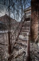 Stairs by pewter2k