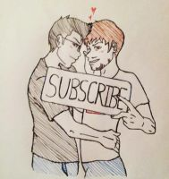 Subscribe Today! by irukaluvsdumplings