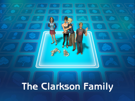 The Clarkson Family 2 by BrightSakura