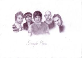 Simple Plan by Oderian-Silverarrow