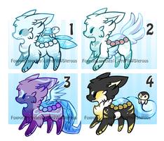 :Ice Fox Ponds For Auction(closed): : by PrePAWSterous