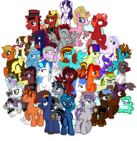 League of Analysis Bronies [AMMENDED] by SauseSource