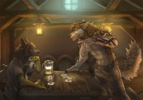 Tavern Confuse by 2078